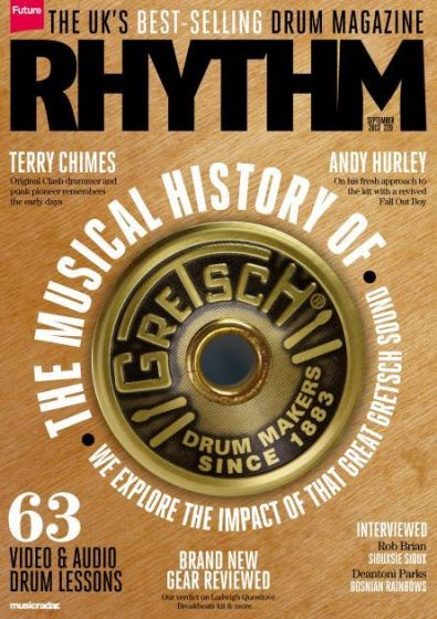 Rhythm - September 2013 (True PDF)