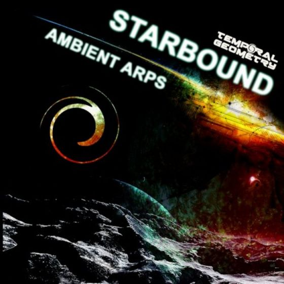 Temporal Geometry Starbound Ambient Arps WAV-AUDIOXiMiK