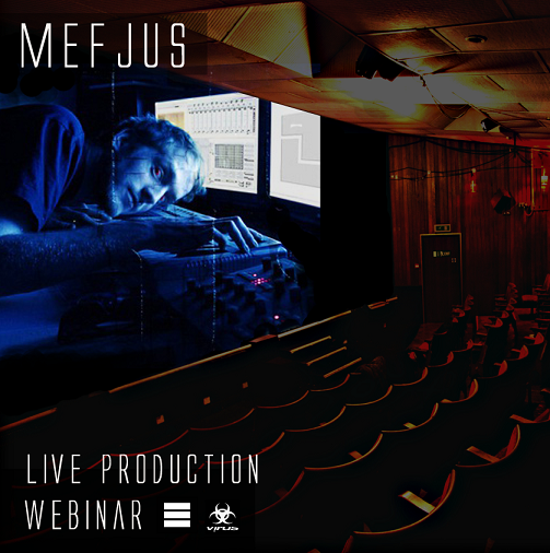 Digitial Audio Labz - Mefjus Drum and Bass Production Masterclass TUTORiAL