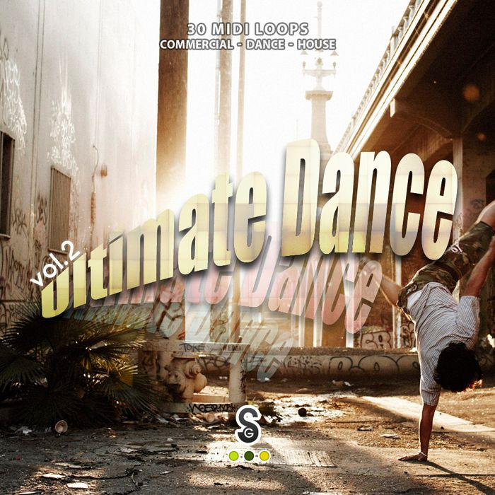 Golden Samples Ultimate Dance Vol 2 MiDi-6581