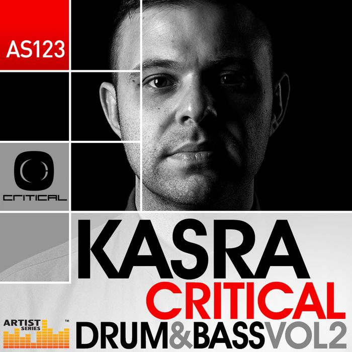 Loopmasters Kasra Critical Drum and Bass Vol.2 MULTiFORMAT-MAGNETRiXX