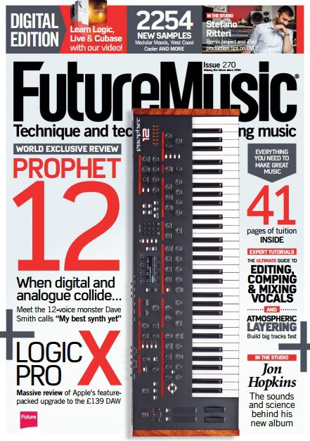 Future Music - October 2013