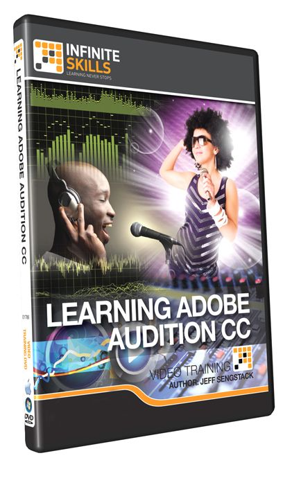 Infinite Skills-Learning Adobe Audition CC Training Video TUTORiAL