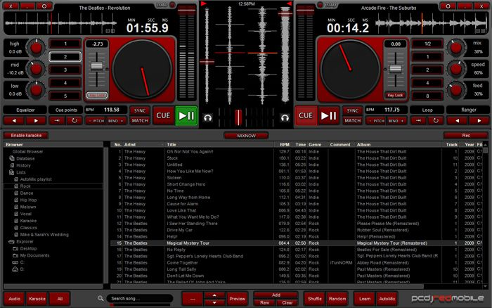 Digital 1 Audio PCDJ RedMobile v3.3.1 Incl.Keygen WiN/MAC-R2R