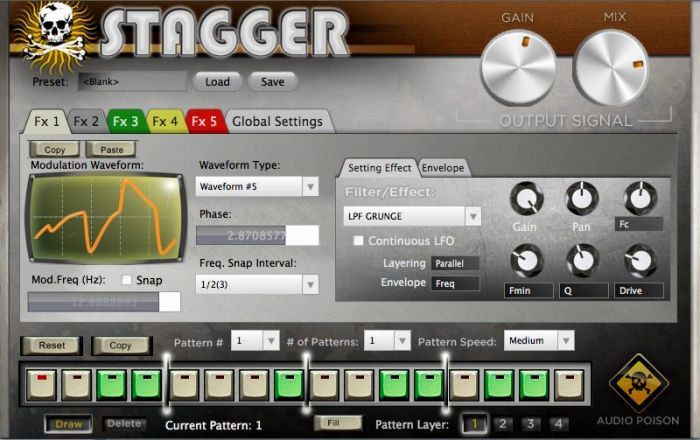 Audio Poison Stagger v1.0.3-R2R