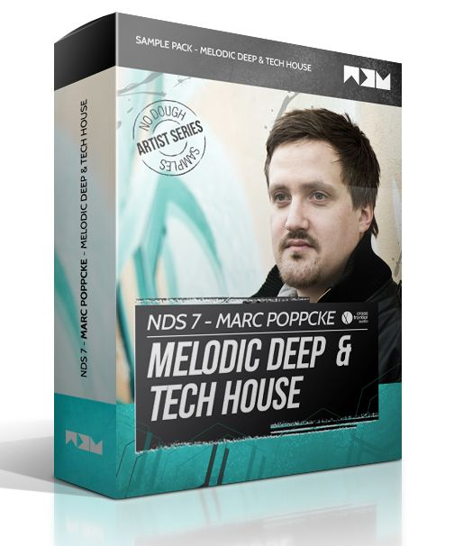 No Dough Samples Marc Poppcke Melodic Deep and Tech House Vol.1 MULTiFORMAT-MAGNETRiXX