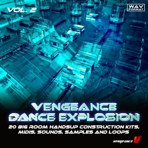 Vengeance Dance Explosion Vol.2 WAV