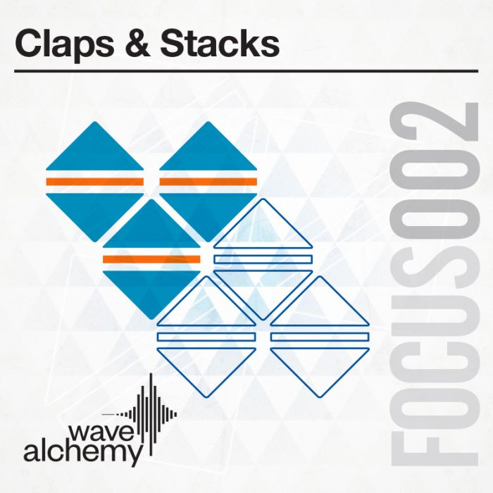 Wave Alchemy Claps and Stacks MULTiFORMAT