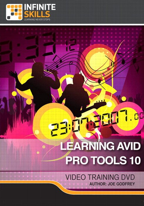 INFINITESKILLS LEARNING AVID PRO TOOLS 10 TRAINING VIDEO TUTORIAL-kEISO