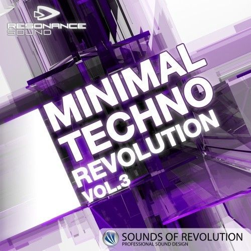 Resonance Sound SOR Minimal Techno Revolution Vol.3 MULTiFORMAT-MAGNETRiXX