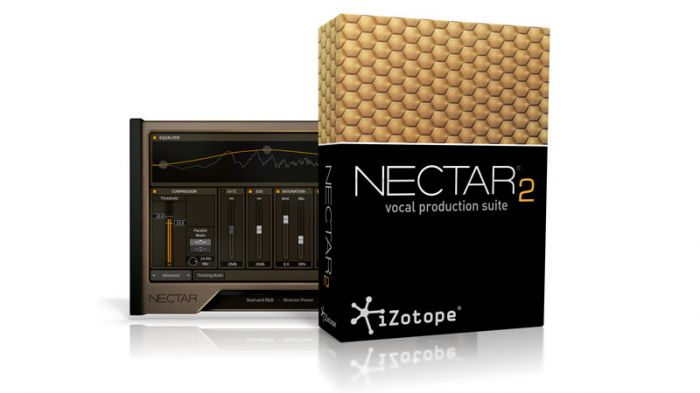 iZotope Nectar 2 Production Suite v2.04 MAC
