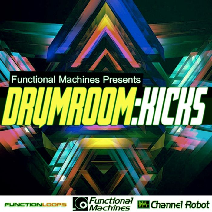Function Loops DrumRoom Dubstep Kicks KONTAKT-MAGNETRiXX