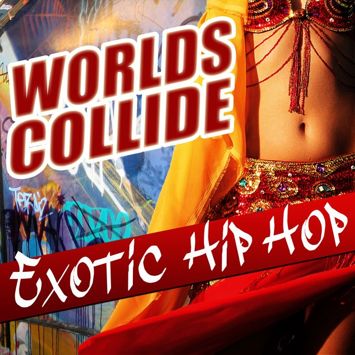 Track Star Worlds Collide Exotic Hip Hop MULTiFORMAT-MAGNETRiXX