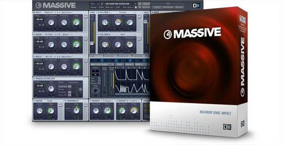 Native Instruments Massive v1.5.1 Update Incl Patched and Keygen-R2R