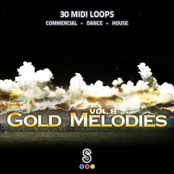 Golden Samples Hit Makers Vol.8 WAV MiDi-MAGNETRiXX