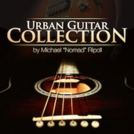 Big Fish Audio Urban Guitar Collection MULTiFORMAT-MAGNETRiXX