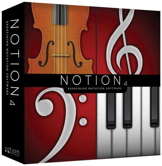 Notion Music Notion v4.0.325 Expansion Sounds Add-On Win MacOSX ISO-RBS