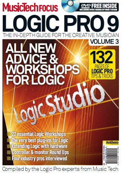 Music Tech Focus: Logic Pro 9 Vol.3