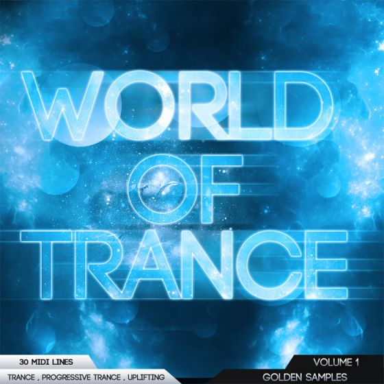 Golden Samples World Of Trance Vol 1 MiDi-6581
