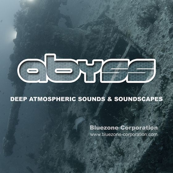 Bluezone Corporation Abyss Deep Atmospheric Sounds and Soundscapes WAV-MAGNETRiXX