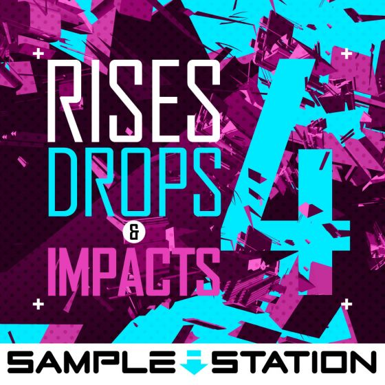 Sample Station Rises Drops and Impacts 4 WAV-MAGNETRiXX
