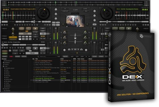 Digital 1 Audio PCDJ DEX 2 v2.6.4 Incl Keygen-R2R