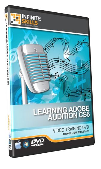 Infinite Skills-Adobe Audition CS6 Training Video TUTORiAL