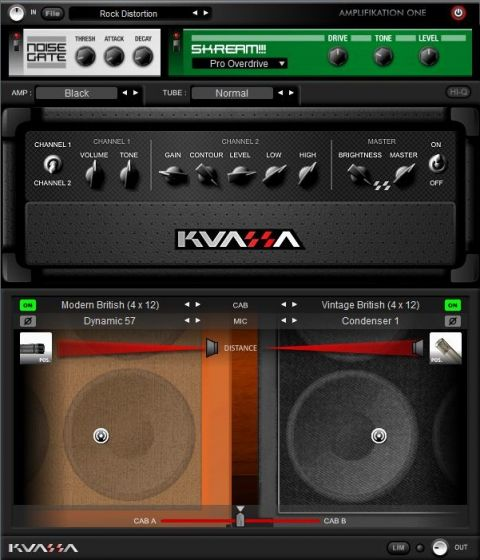 Kuassa AmplifikationOne v1.2.6 Incl Patched and Keygen-R2R