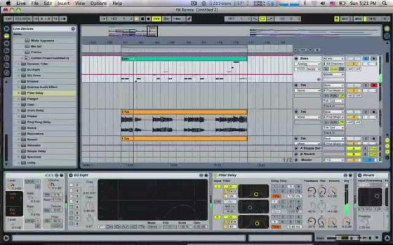 Tom Cosm Pitch Black Remix Production TUTORiAL-MAGNETRiXX