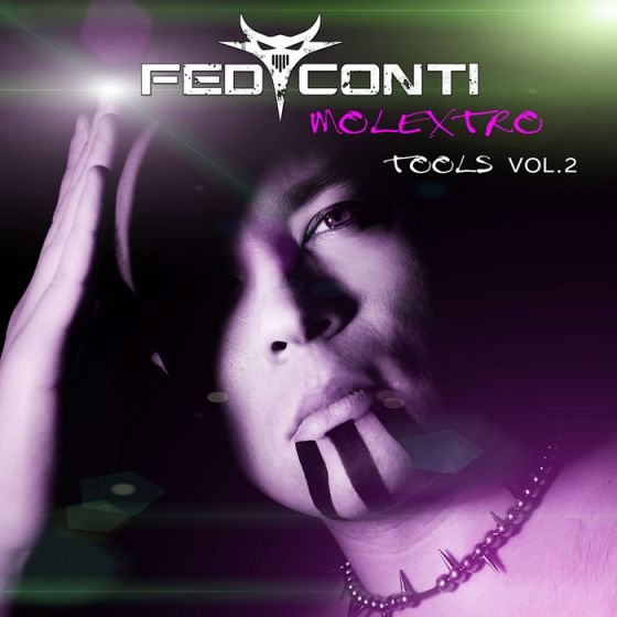 Fed Conti Audio Tools Fed Conti Molextro Tools Volume 2 WAV AiFF-MAGNETRiXX