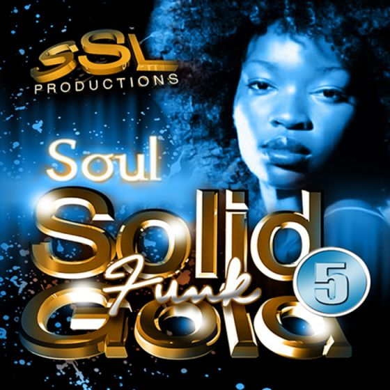 SSL Productions Solid Gold Funk 5 WAV-MAGNETRiXX