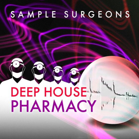 Sample Surgeons Deep House Pharmacy WAV MiDi-MAGNETRiXX