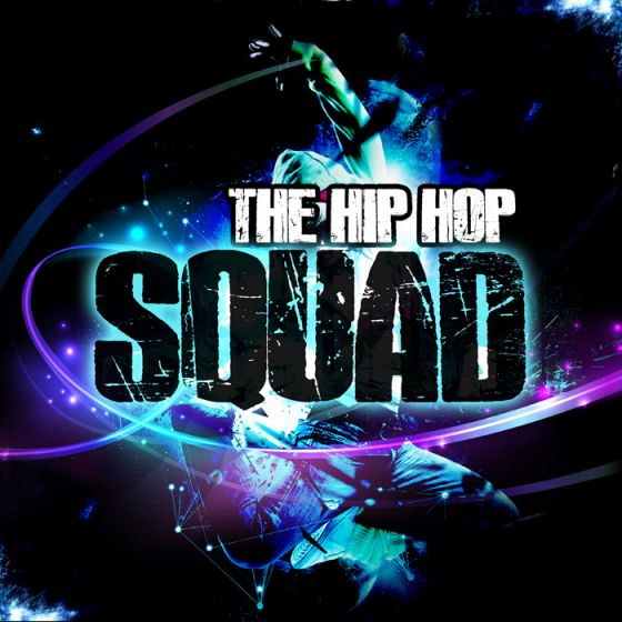 Sizzle Music The Hip Hop Squad WAV MiDi-MAGNETRiXX