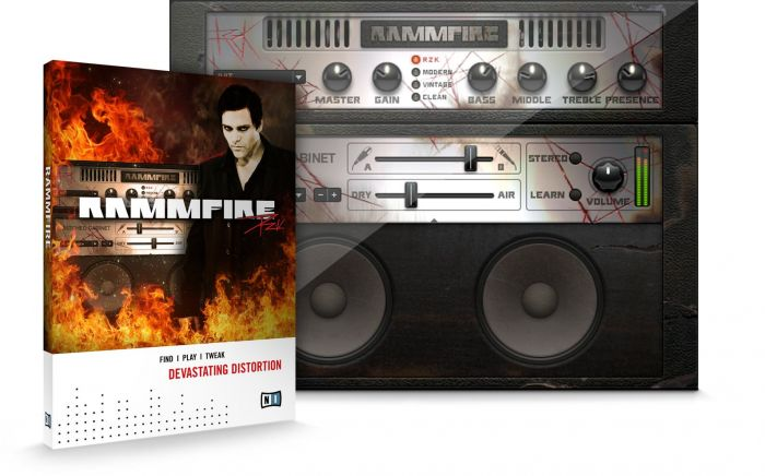 Native Instruments Rammfire v2.0.0 Update MacOSX-R2R