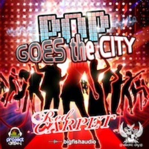 eCITY Pop Goes the City Red Carpet MULTiFORMAT-MAGNETRiXX