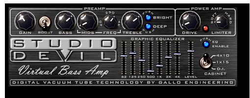 Studio Devil Virtual Bass Amp Pro v1.2.Incl.Keygen WiN/MAC-R2R