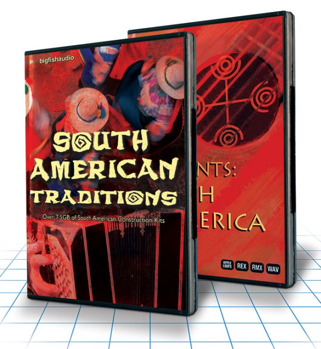 Big Fish Audio South American Traditions MULTiFORMAT-MAGNETRiXX