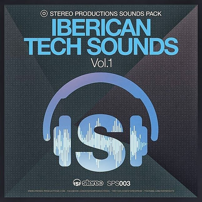 Stereo Productions Iberican Tech Sounds Vol.1 WAV AiFF-MAGNETRiXX