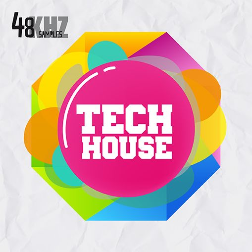 48KHZ Samples 002 Tech House WAV-MAGNETRiXX