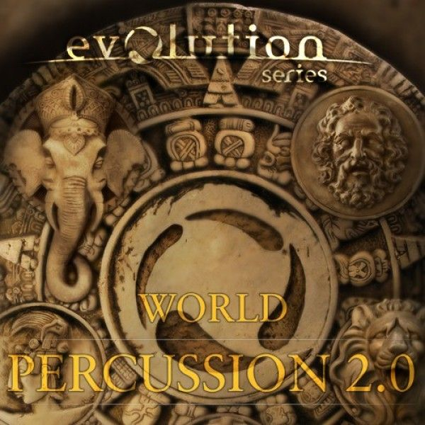 Evolution Series World Percussion v.2.0 KONTAKT