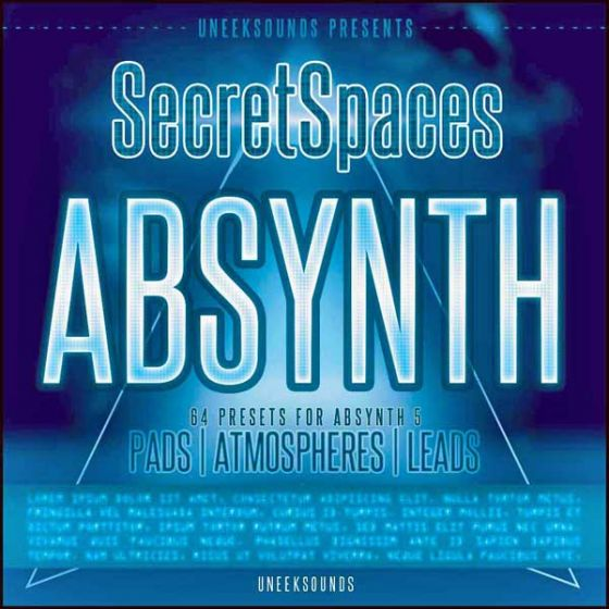 Uneek Sounds Secret Spaces for Absynth-6581