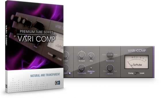 Native Instruments Vari Comp v1.1.0 UPDATE