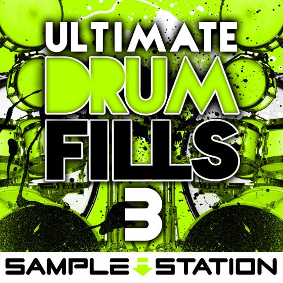Sample Station Ultimate Drum Fills 3 WAV-MAGNETRiXX