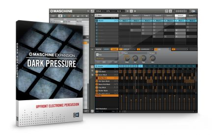 Native Instruments Maschine Expansion Dark Pressure v1.1.0-R2R