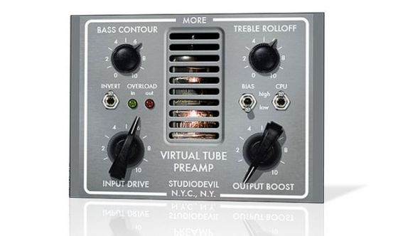 Studio Devil Virtual Tube Preamp v1.0.Incl Keygen WiN/MAC-R2R