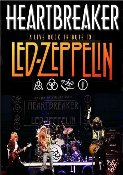 Led Zeppelin - Heartbreaker MULTITRACK FLAC MP3