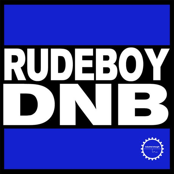 Industrial Strength Records Rudeboy DnB MULTiFORMAT-MAGNETRiXX