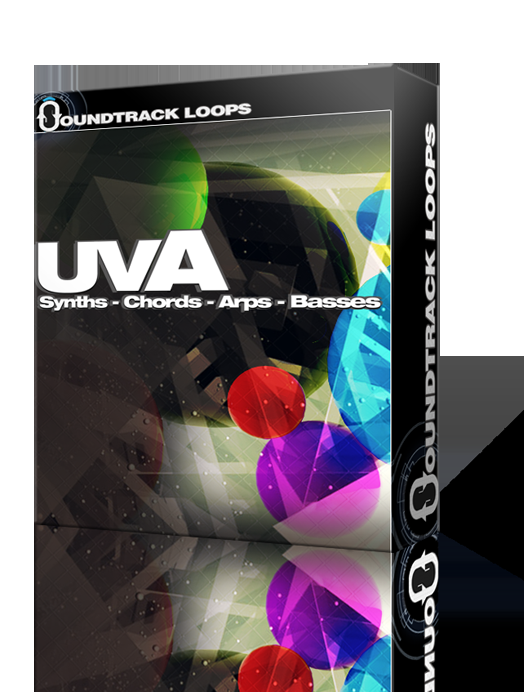 Soundtrack Loops UVA Synths Chords Arps and Basses ACiD WAV-MAGNETRiXX