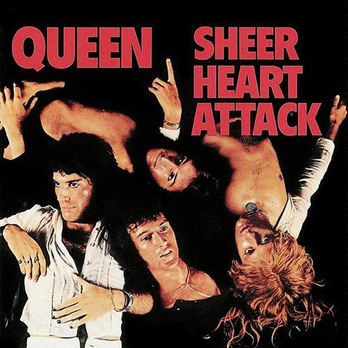 Queen - Brighton Rock MULTITRACK 24/44.1kHz WAV Mp3