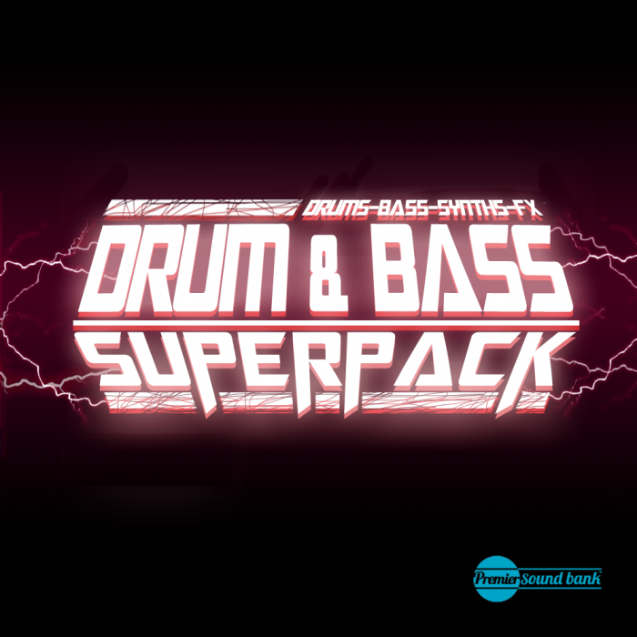 Premier Sound Bank Drum and Bass Superpack WAV-MAGNETRiXX